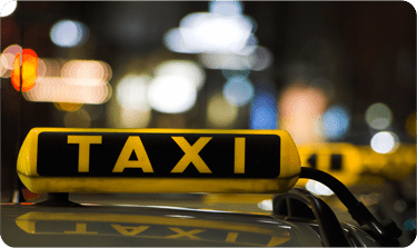 taxi services, private shuttle services i orange county, ca